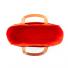 Filson Tote Bag Pheasant Red inside