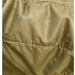 Filson Ultra Light Vest Field Olive detail with raindrops