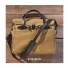 Filson Original Briefcase 11070256 Tan Lifestyle