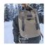 Filson Ranger Backpack 11070381 Tan in the field