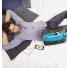 "Knomo Amesbury 15.6"" Double Zip Briefcase Brown Lifestyle"