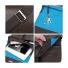 """Knomo Kobe 15"""" Soft Leather Messenger Bag Brown details"""