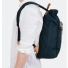 Sandqvist Silas Backpack Blue side