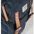 Sandqvist Hans Blue Backpack detail