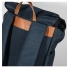 Sandqvist Hans Blue Backpack back