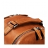 Shinola The Runwell Backpack Bourbon Top Handle