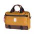 Topo Designs Commuter Briefcase Duck Brown/Dark Brown Leather