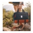 Topo Designs Commuter Briefcase Navy/Brown Leather lifestyle