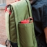 Topo Designs Core Pack Olive lifestyle