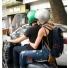 Topo Designs Daypack Navy lifestyle