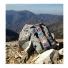 Topo Designs Klettersack 22L Charcoal Lifestyle