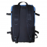 Topo Designs Klettersack Blue/White Ripstop back