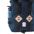 Topo Klettersack 22L Navy waterbottle
