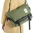Topo Designs Messenger Bag Olive wearing