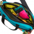 Topo Designs Mini Quick Pack Turquoise/Clay inside