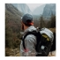Topo Designs Mountain Pack Charcoal lifestyle men