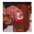 Topo Designs Mug White/Red lifestyle