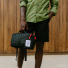 Topo Designs Quick Pack Black lifestyle