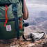 Topo Designs Rover Pack Classic Olive lifestyle