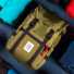 Topo Designs Rover Pack Classic Olive shot