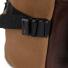 Topo Designs Rover Pack Heritage Dark Khaki Canvas/Dark Brown Leather detail hardware