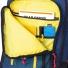 Topo Designs Travel Bag 40L Navy inside front