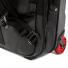 Topo Designs Travel Bag Roller trolley Premium Black detail