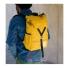 Topo Designs Y-pack Mustard lifestyle