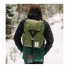 Topo Designs Y-pack Olive - Lifestyle