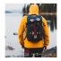Topo Klettersack 22L Navy lifestyle