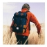 Topo Klettersack 22L Navy/Brown Leather lifestyle