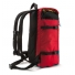 Topo Mountain Pack Red side