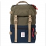 Topo Designs Rover Pack Olive/Navy front