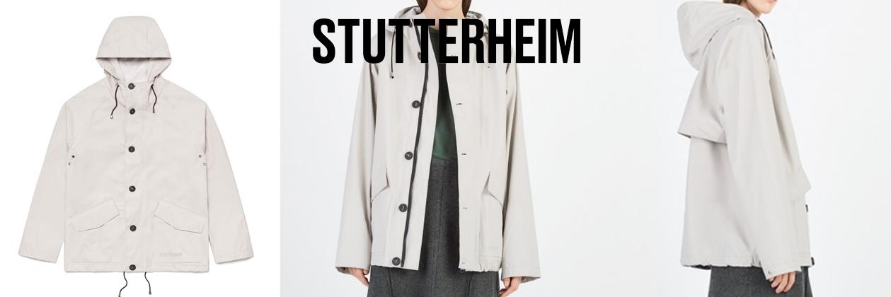 Stutterheim Raincoat Regenjas Regenjacke Stenhamra