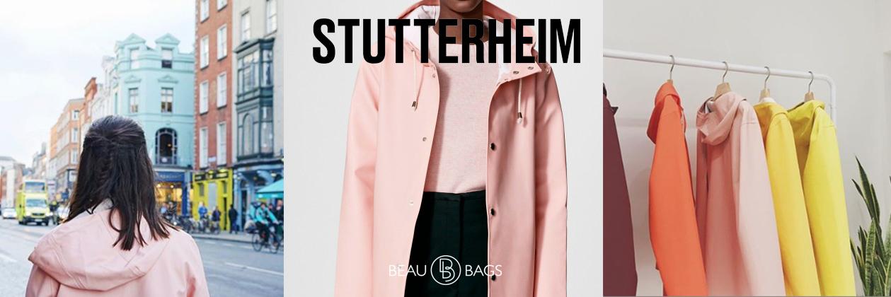 Stutterheim Stockholm Pale Pink Lifestyle
