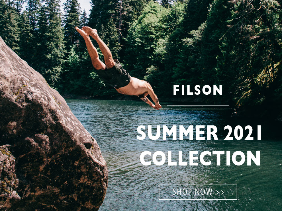 Order Filson at BeauBags, the FILSON specialist