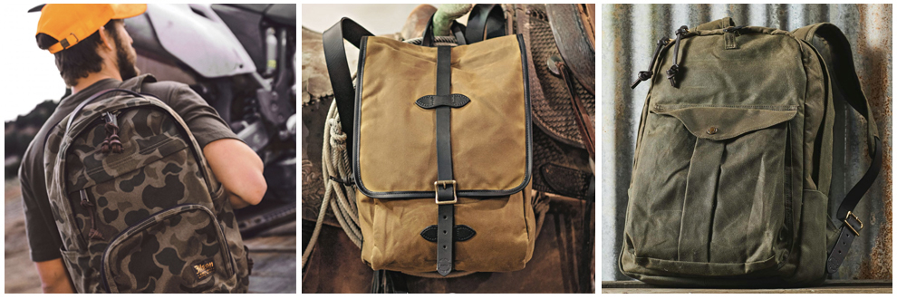 Filson Backpack and Rucksacks Collection