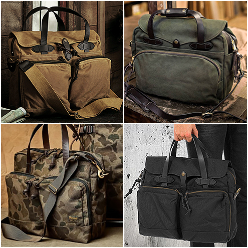 Filson Briefcases and Computer Bags