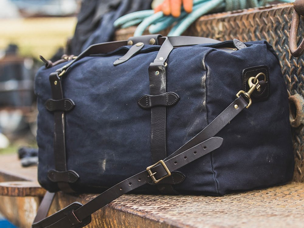 Filson Duffle Bags, carry everything, through everything