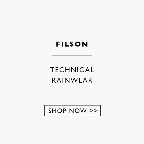 Filson Technical Rainwear