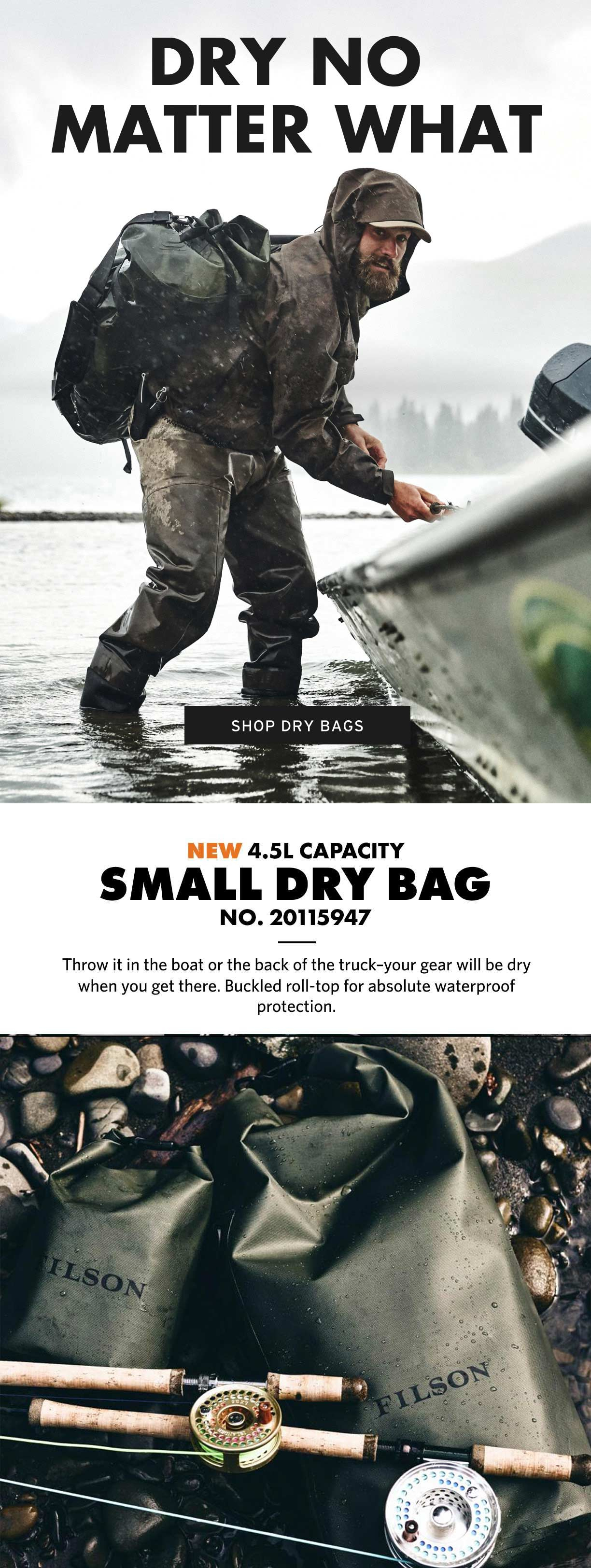 Filson Dry Bag Small Productinformation