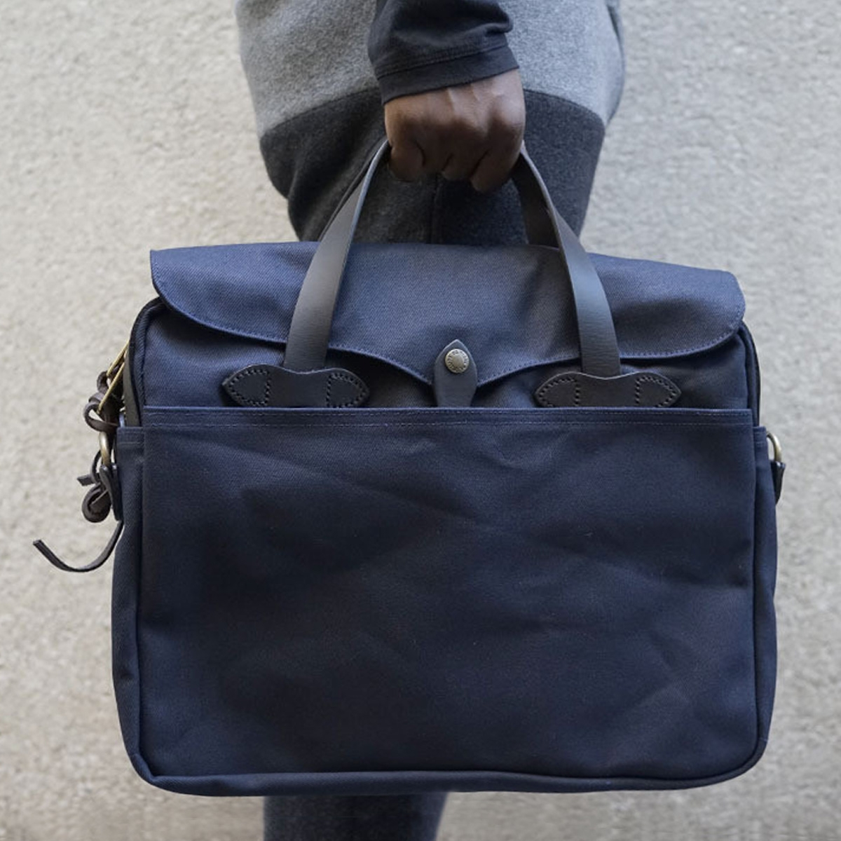 Filson Original Briefcase 11070256 Navy, extraordinary bag for an ordinary day