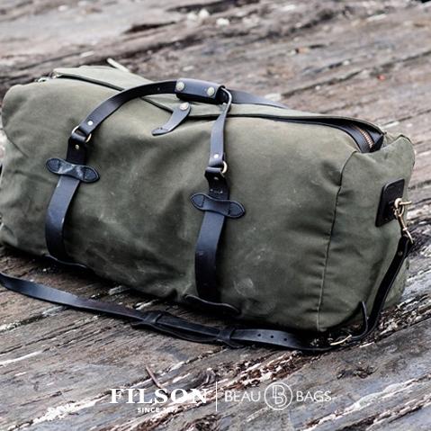 Filson Duffle Bag Large 11070223 Otter Green