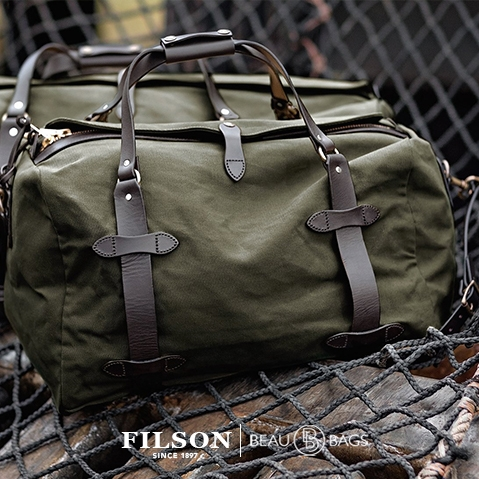 Filson Duffle Medium 11070325 Otter Green, Filson Duffle Medium on fishing net