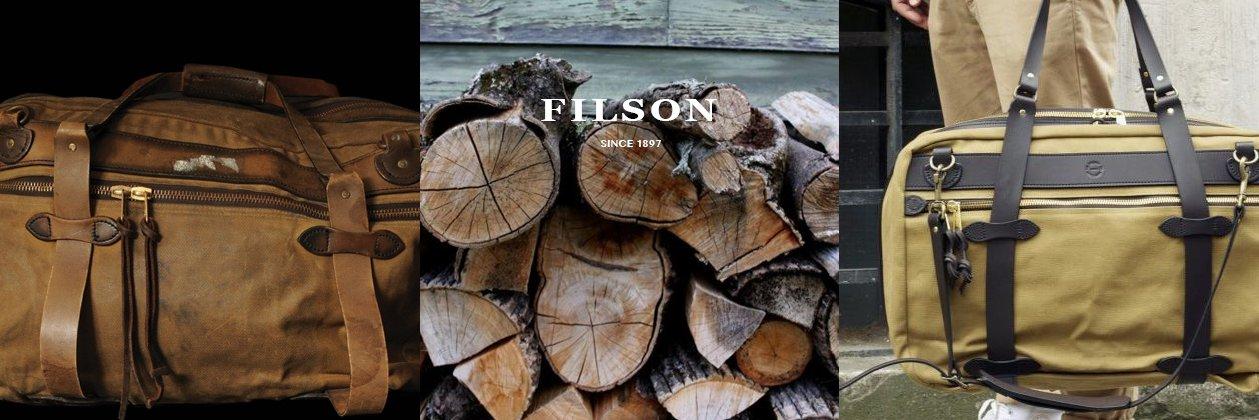 Filson Pullman Great Travelbag
