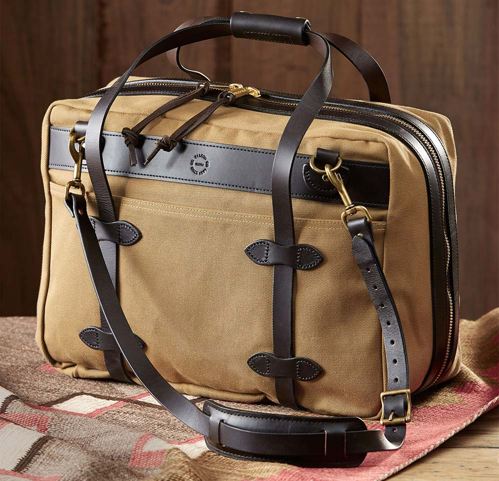 Filson Pullman Small Tan, Great Travelbag