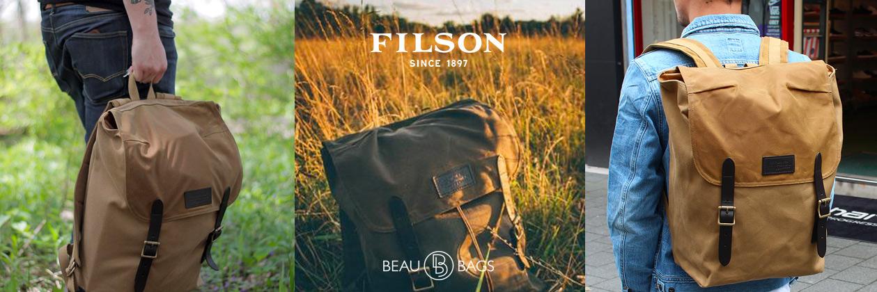 Filson Ranger Backpack banner