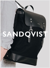 Sandqvist Bags and Rucksacks for men and women