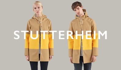 Stutterheim Raincoats for men and women