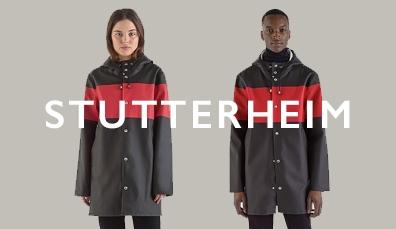 Stutterheim Raincoats for men and women